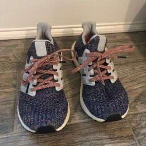 Adidas Ultra Boosts - Blue multi